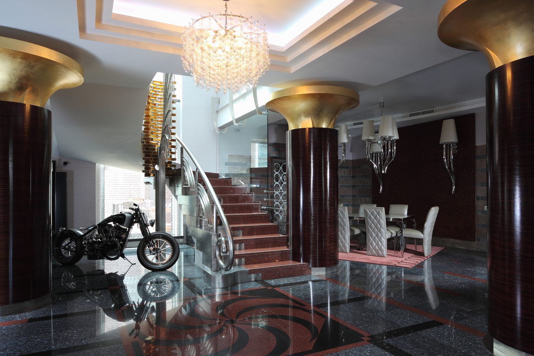 Private Villa Moscow