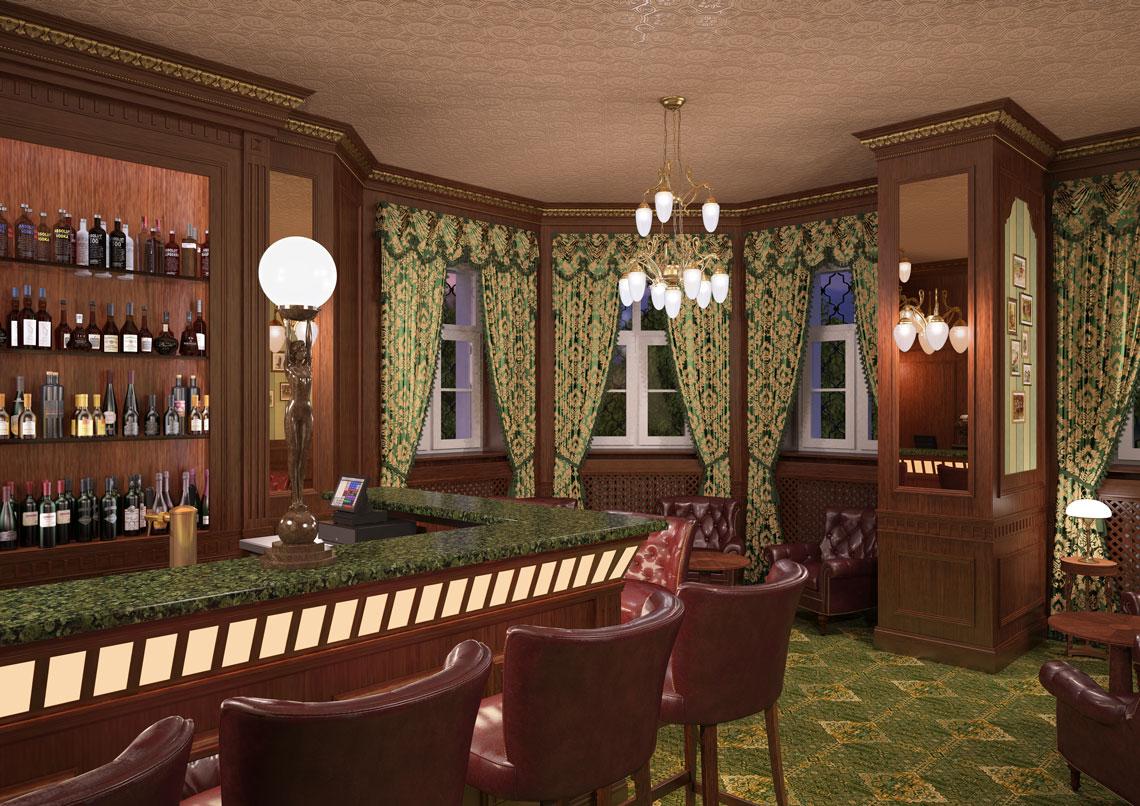2015 hotel schloss rabenstein behir interior design en for Design hotel 2015